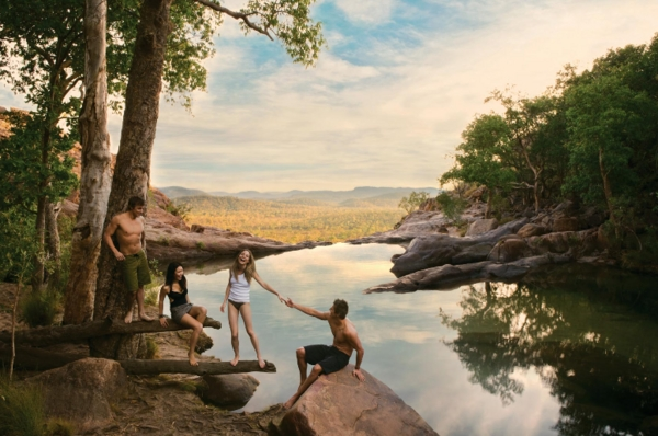 DDB, Tourism Australia, Adam Taylor Photography : Production & Location : fiona watson production